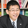 理事・小中第3地区長・enaひばりが丘校長木戸 孝士