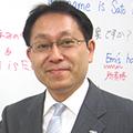 理事・第3地区Bブロック長・ena成増校長前田 光夫
