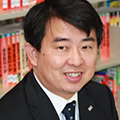 新セミ業務部長髙橋 智晴
