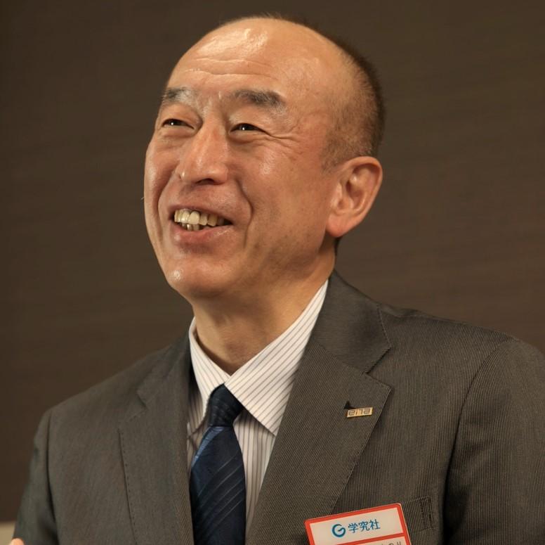 取締役兼執行役副社長須賀 正則